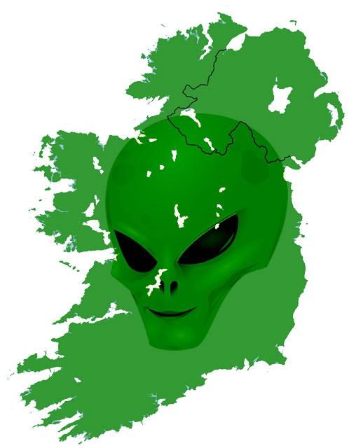 UFO Hotspot Ireland